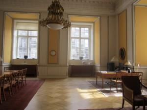 Court president room